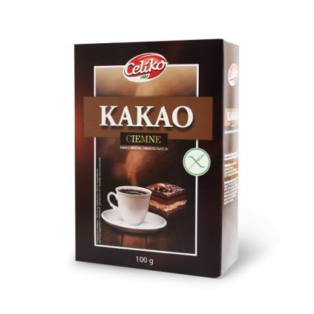 KAKAO NATURALNE - CIEMNE - produkt dostępny od 21.08.2019r.