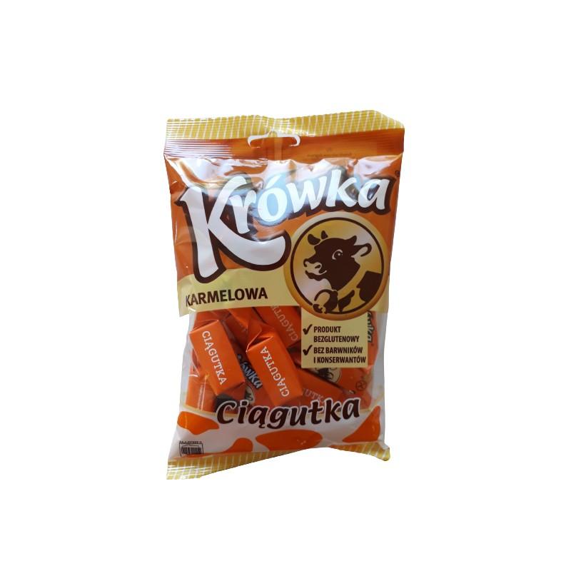 KRÓWKA KARMELOWA CIĄGUTKA - Produkty Bezglutenowe - Savitor