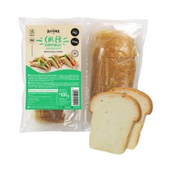 Chleb kanapkowy niskobiałkowy