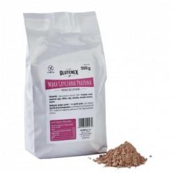 Mąka gryczana prażona